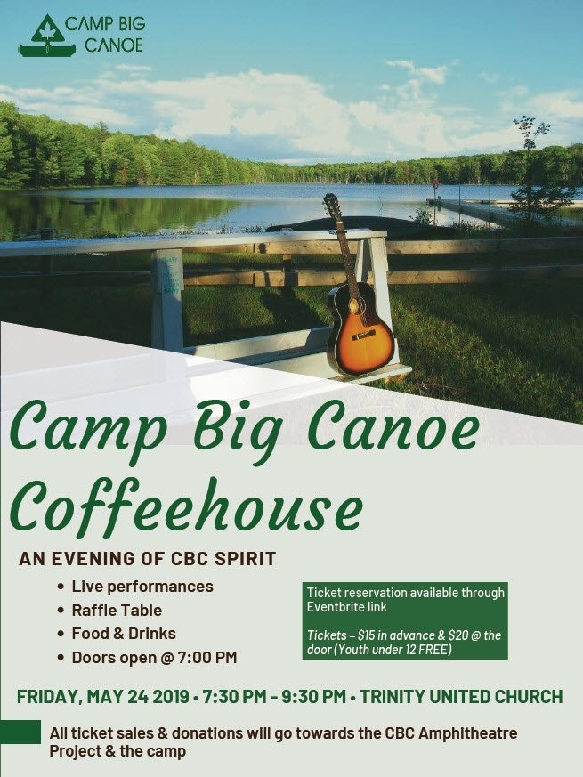 Camp Big Canoe Fundraiser