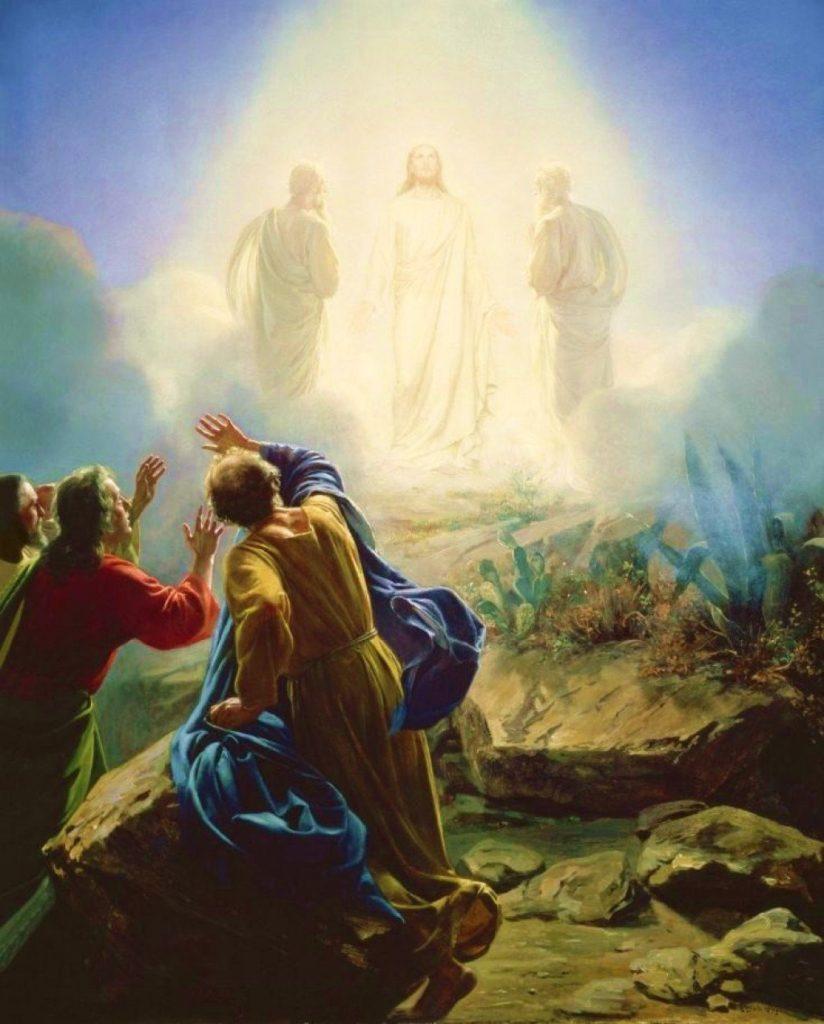 """Jesus On the Mountainside""-February 23, 2020"