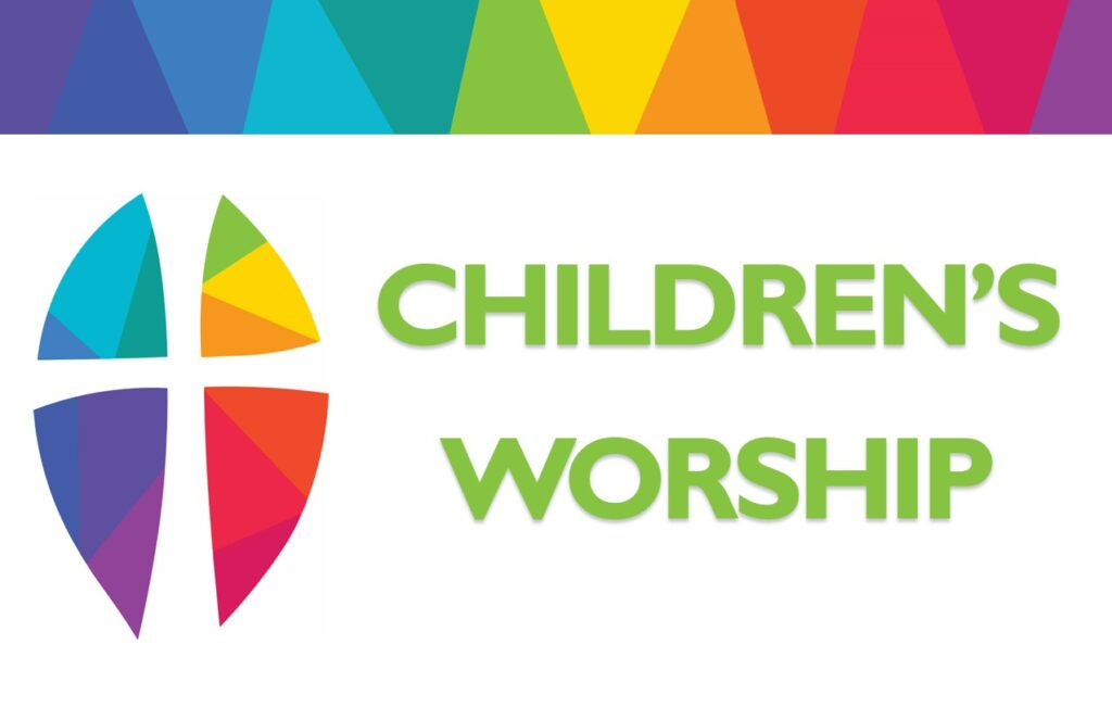 Children's Worship Lesson – July 19, 2020