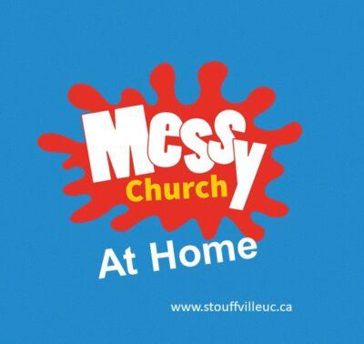MESSY CHURCH AT HOME – Saint Francis – September 18, 2020