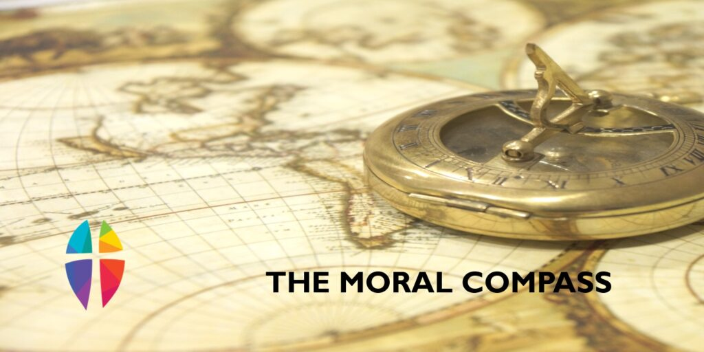 """The Moral Compass""-Sunday, October 4, 2020"