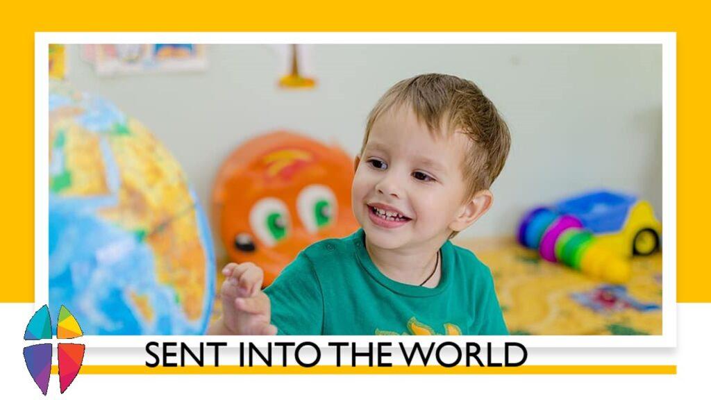 CHILDREN'S WORSHIP ON ZOOM – MAY 16, 2021